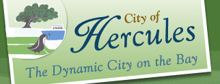 City of Hercules Banner